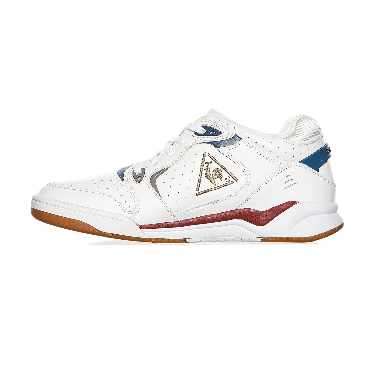 lyst le coq sportif lcs t4000 sneakers in white for men. Black Bedroom Furniture Sets. Home Design Ideas