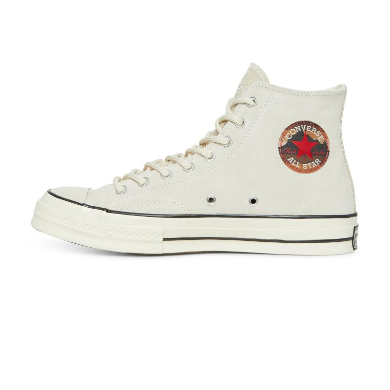 d78aff7713aae7 Lyst - Converse Chuck Taylor 70 Hi Base Camp Suede Sneakers for Men
