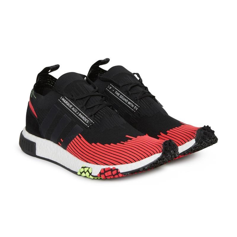 a7558b858d0 Adidas Originals - Multicolor Nmd Racer Gtx Primeknit Sneakers for Men -  Lyst. View fullscreen