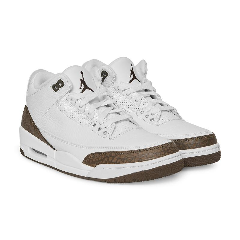 2a87a0fb67b Nike Air 3 'mocha' Sneakers in White for Men - Lyst