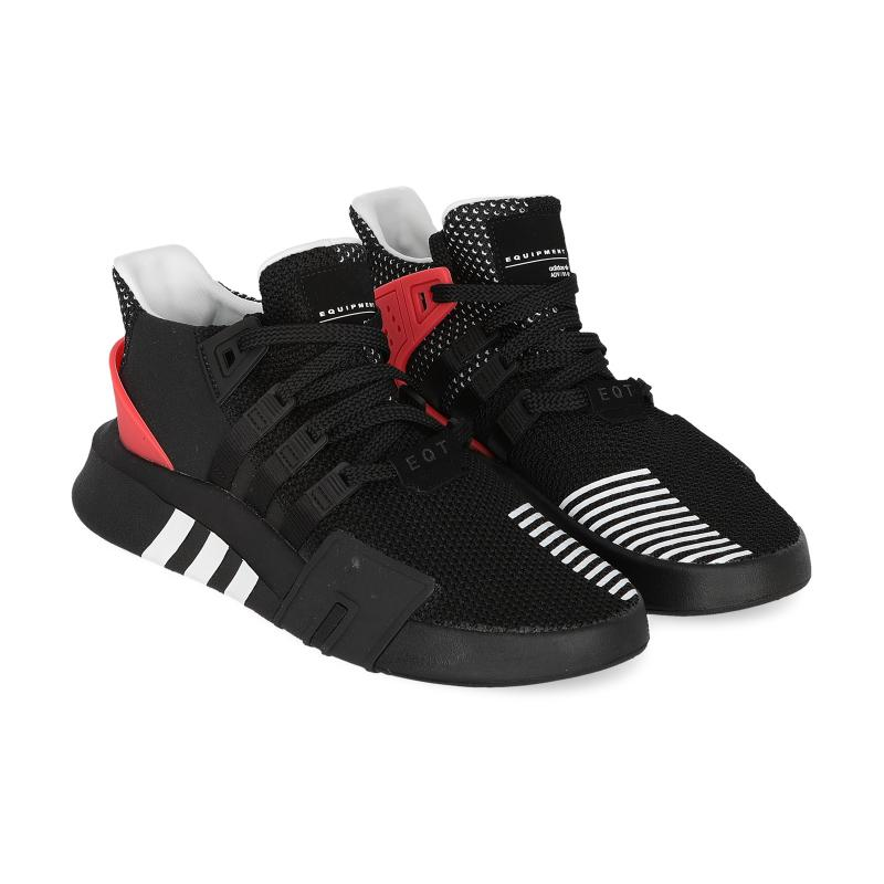 addab913545b Adidas Originals - Black Eqt Basketball Adv Sneakers for Men - Lyst. View  fullscreen