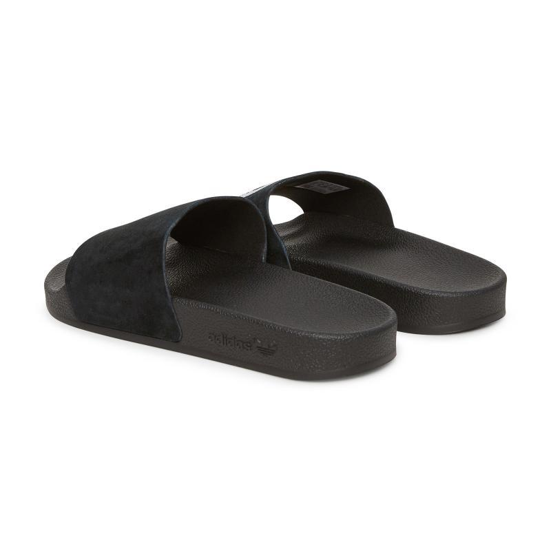 7900a71c8 adidas Originals Wmns Adilette Slides Core Black core Black in Black ...