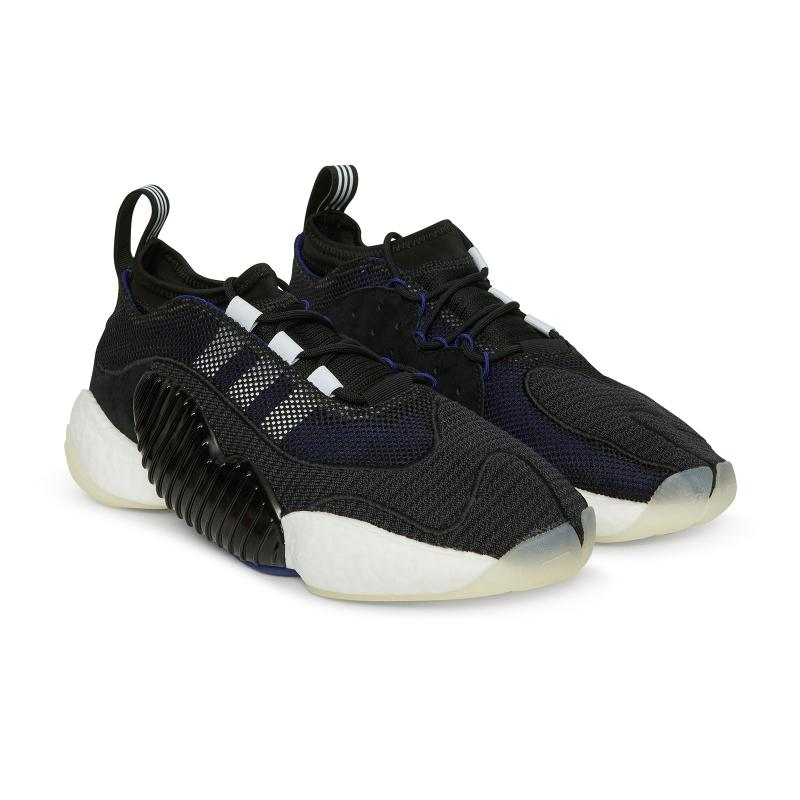 quality design 45cbc 3d815 Adidas Originals - Black Crazy Byw Level Ii Sneakers for Men - Lyst. View  fullscreen
