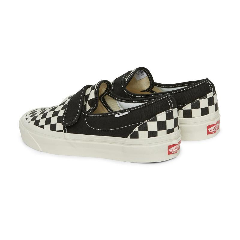 9476fa41bc4 Vans - Black Slip-on 47 V Dx Anaheim Factory Pack Sneakers for Men -. View  fullscreen