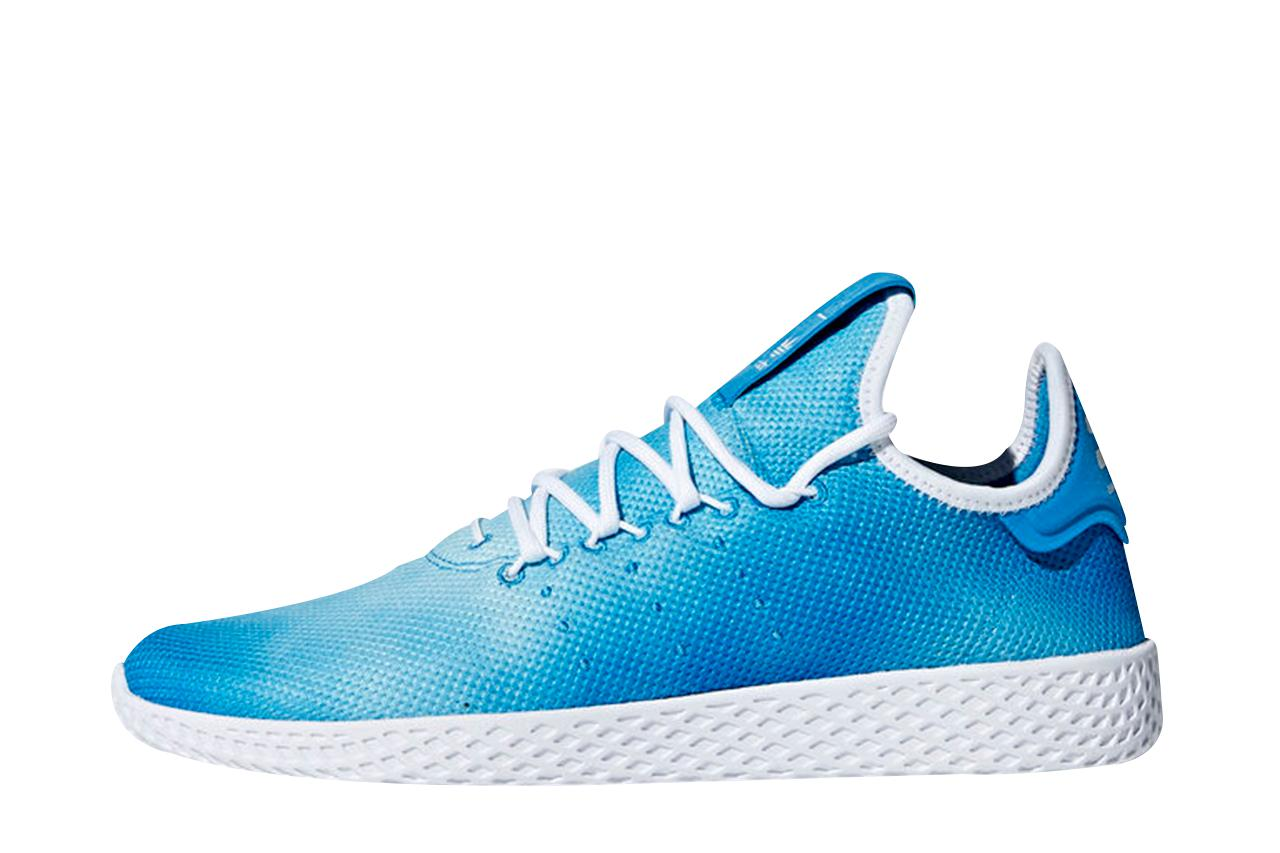 5b8411fc099bf Lyst - adidas X Pharrel Williams Holi Tennis in Blue for Men