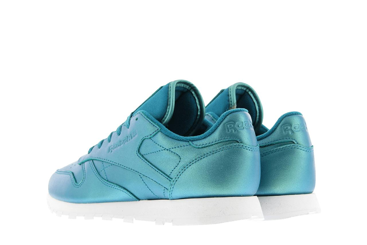 97d233b380ff Lyst - Reebok Cl Leather Pearlized in Blue