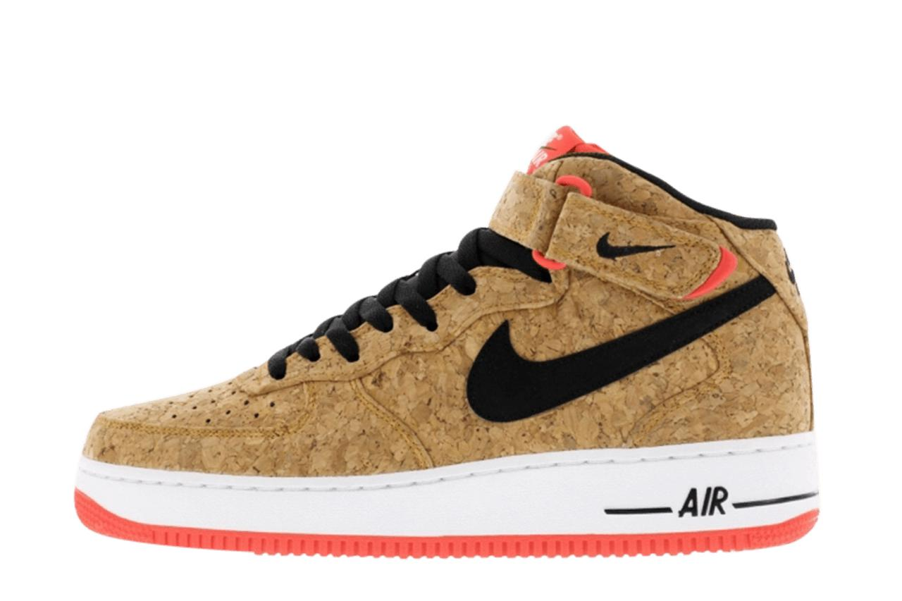 buy online e2010 e71d5 Gallery. Previously sold at SneakerBaas · Mens Nike Air Force ...