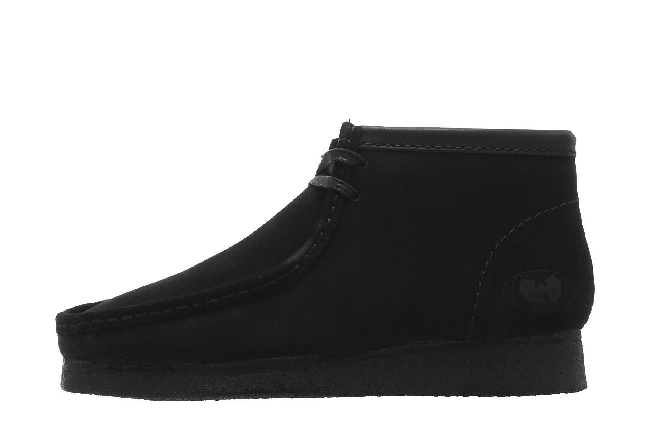 Lyst Clarks Wallabee X Wu Tang Clan In Black For Men