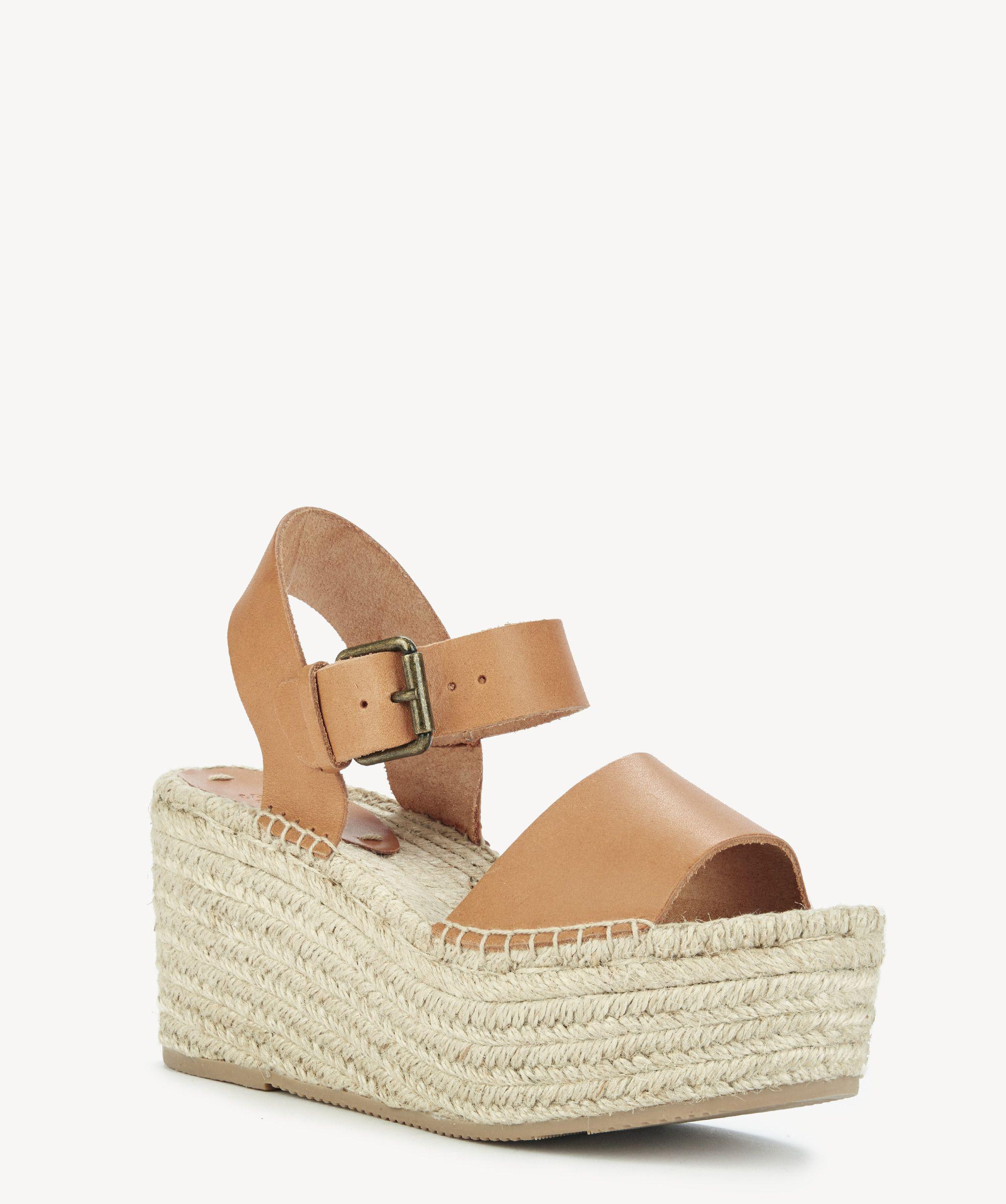 652f3700f64 Soludos - Natural Minorca High Platform Platform Wedge - Lyst. View  fullscreen
