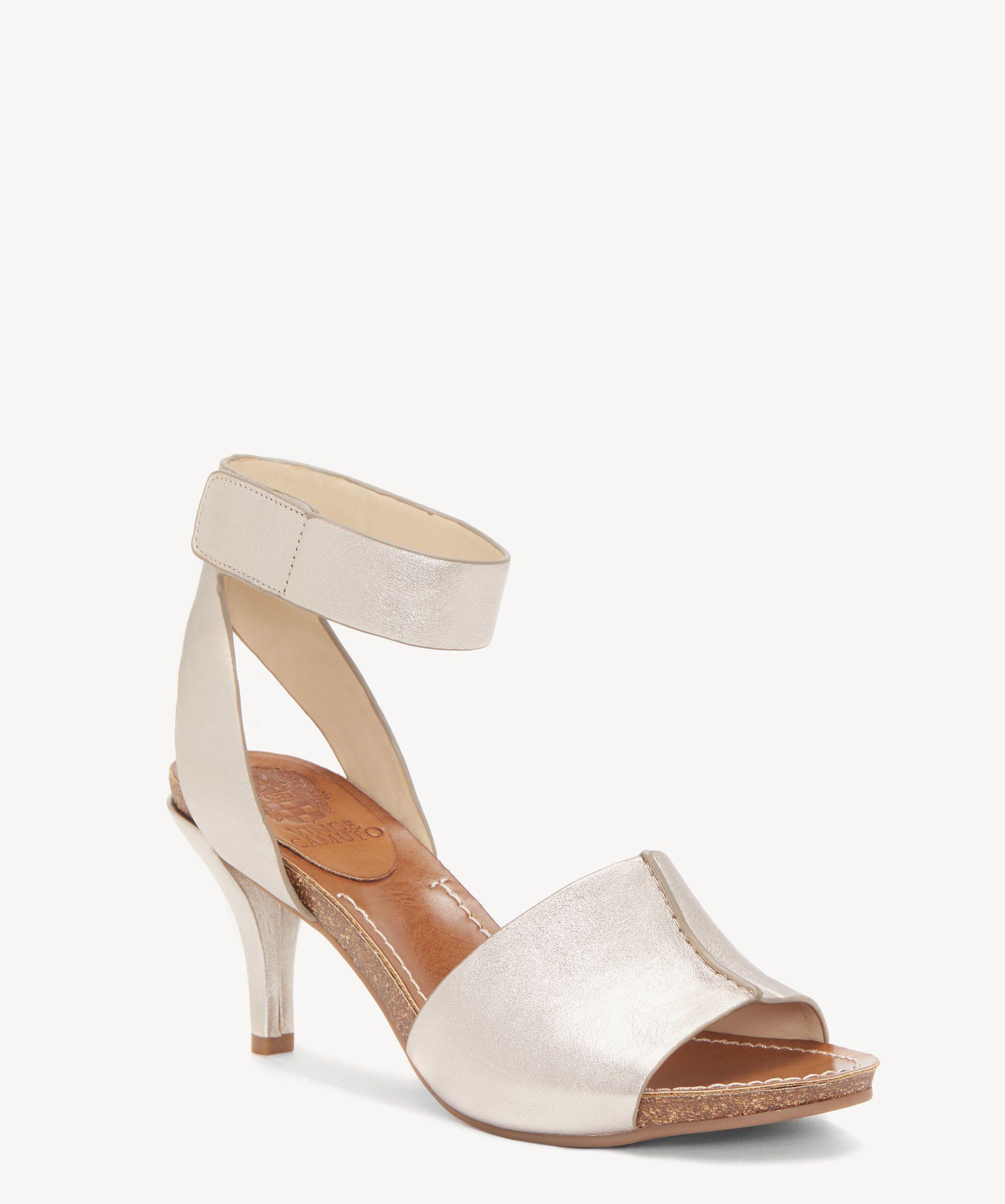 4a795b0dfb1 Vince Camuto. Women s Odela Heeled Sandal