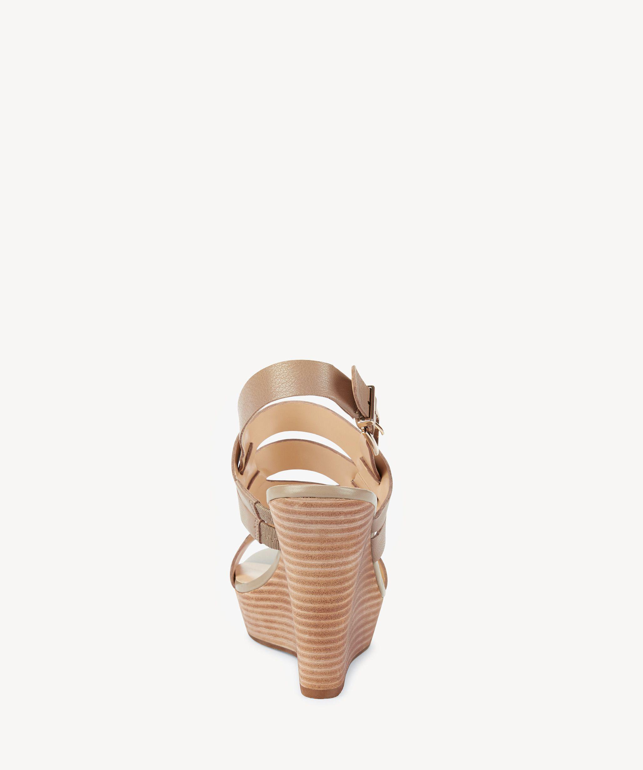 460d21900c0d Lyst - Sole Society Jenny Platform Wedge Sandal