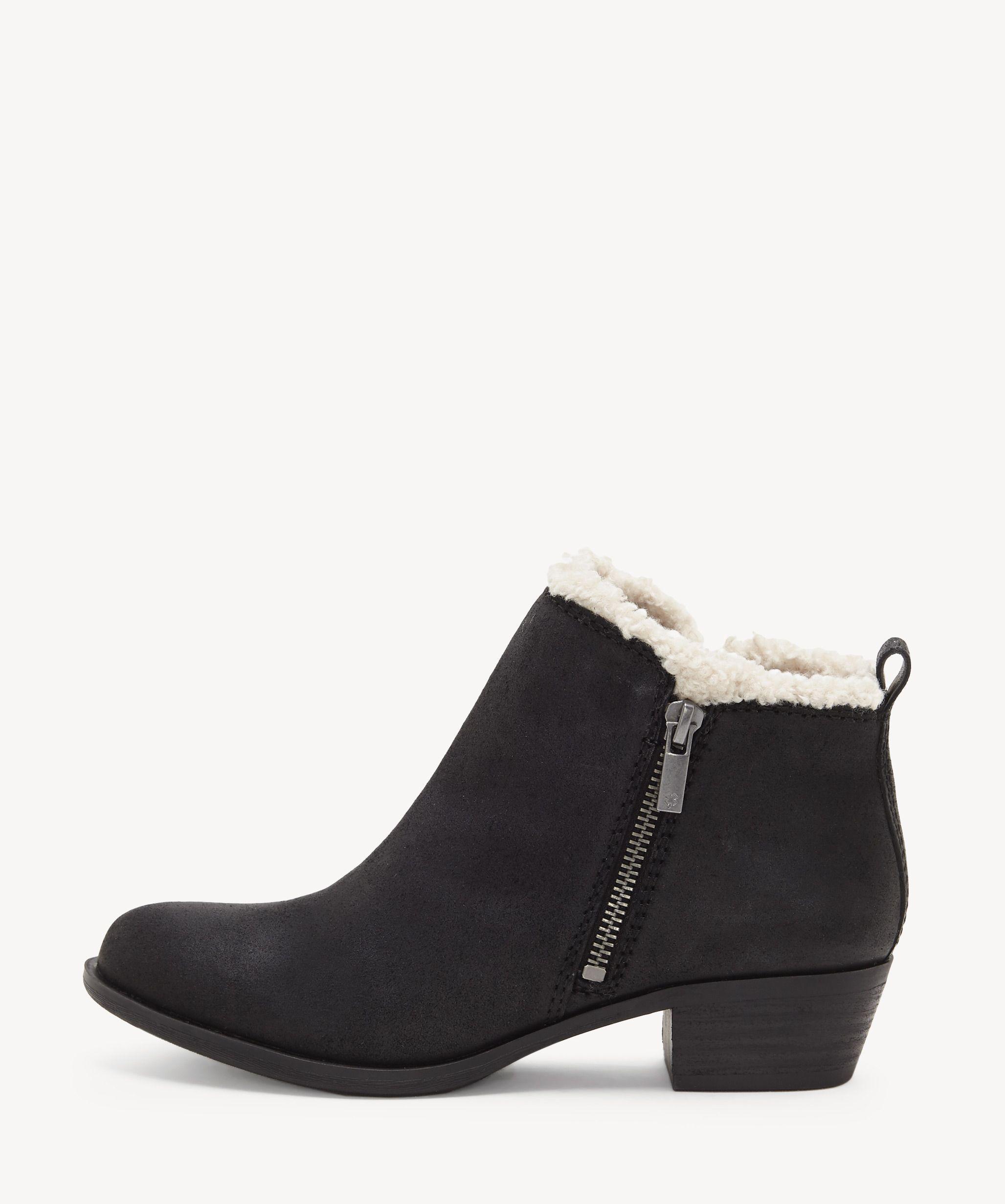 0305504cb69 Women's Black Baselsher Ankle Bootie