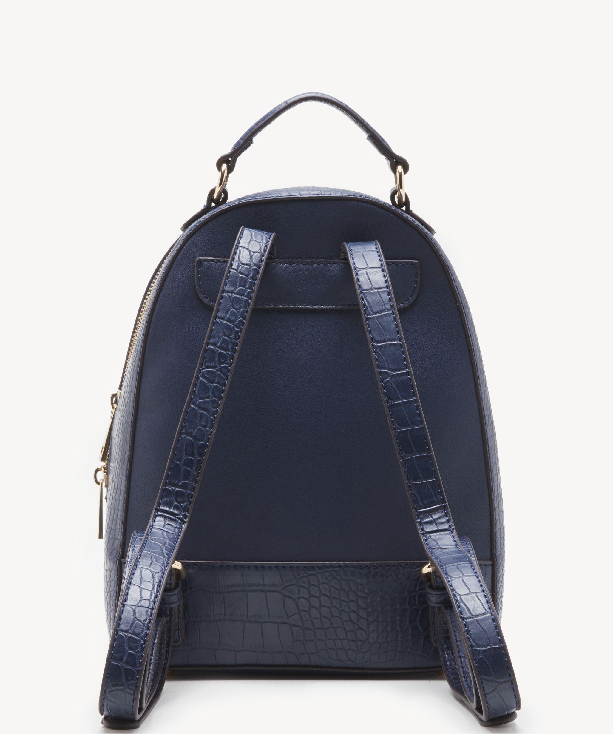 2607ef00cf Lyst - Sole Society Jamya Backpack Vegan Backpack in Blue