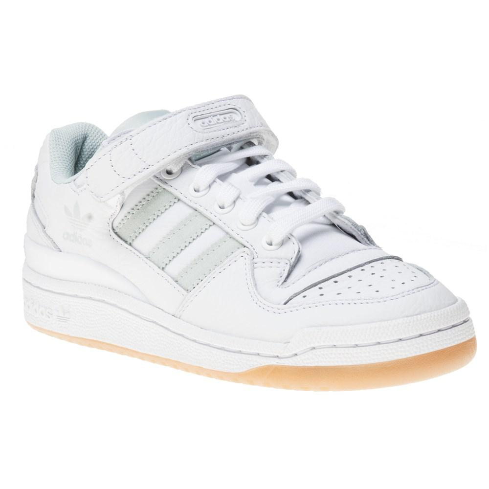 adidas Forum Trainers in White for Men - Lyst 667628fc2