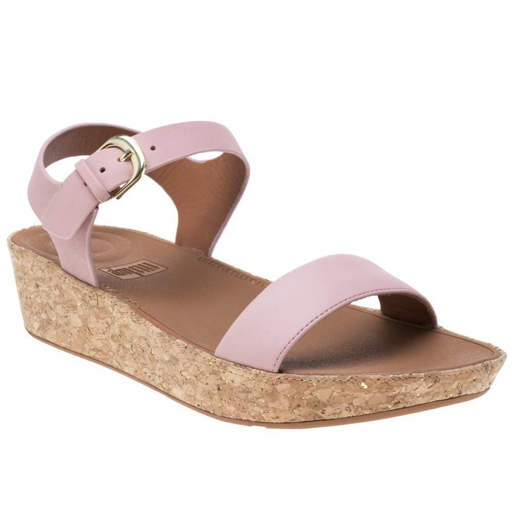 539f8d740213 Fitflop Bontm Ii Back Strap Sandals in Pink - Lyst