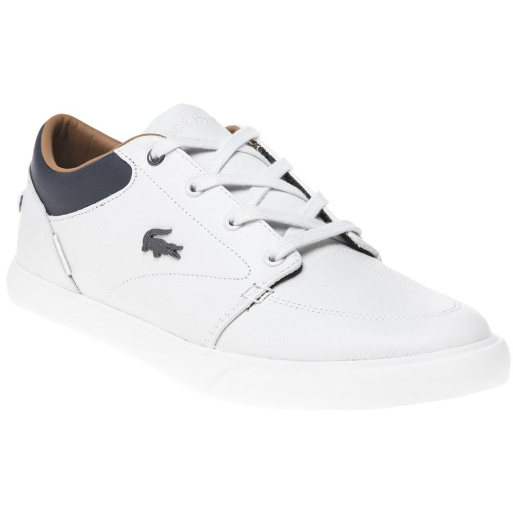 4962cab26699f5 Lacoste Bayliss Trainers in White for Men - Lyst