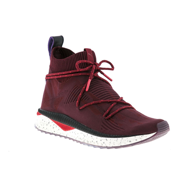 fc766f58507497 PUMA x NATUREL Tsugi Evoknit Sock Naturel Trainers in Red for Men - Lyst