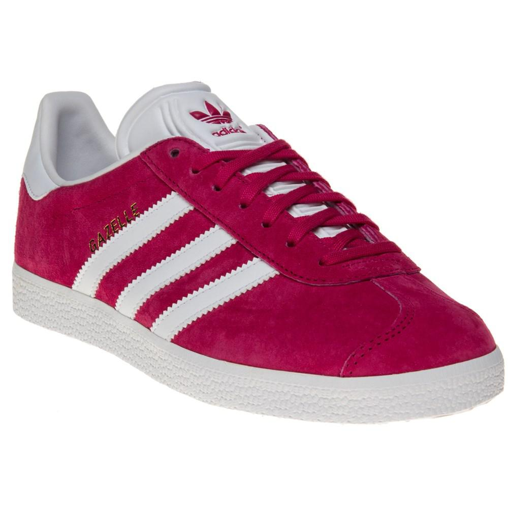 online store 5ee4c 53c49 adidas Gazelle Trainers in Pink - Lyst