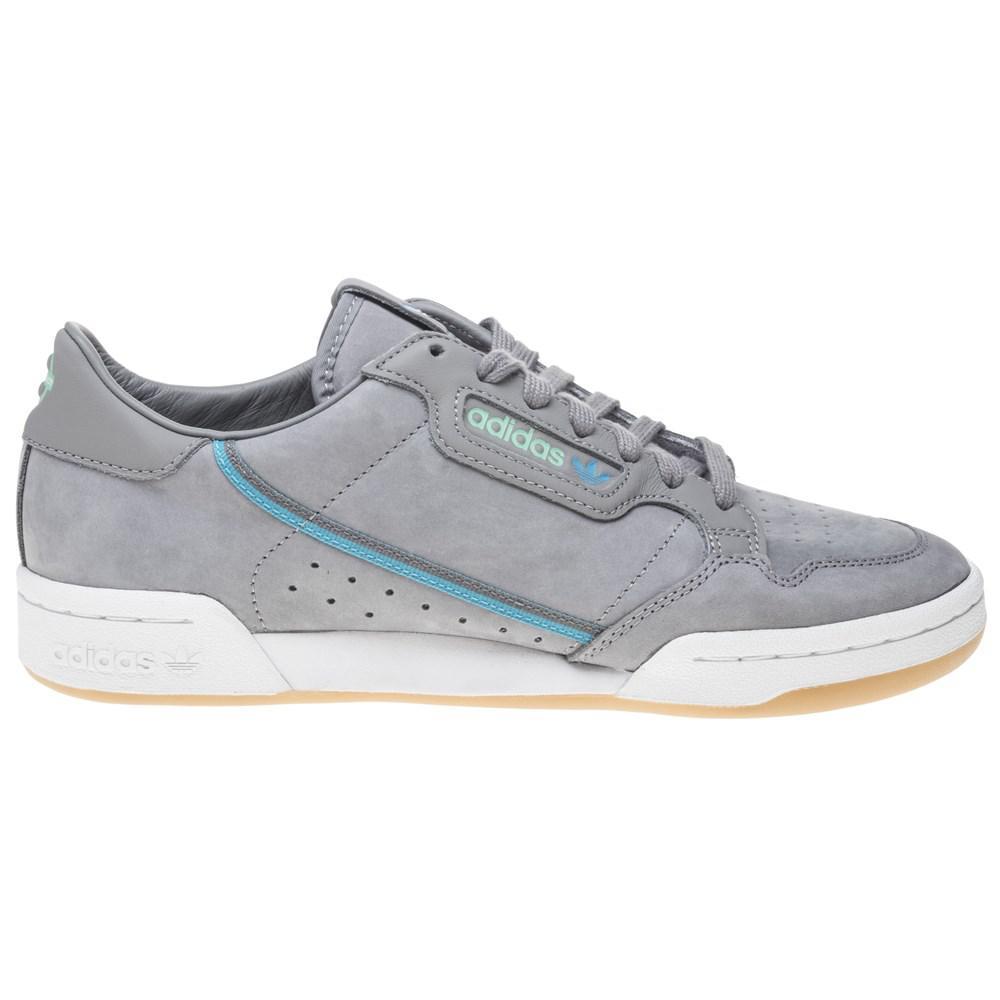 8d4559bd543 Adidas - Gray Originals X Tfl Continental 80 Trainers for Men - Lyst. View  fullscreen