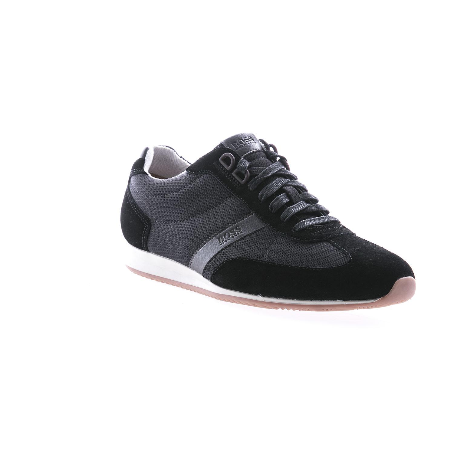BOSS Orange - Black Orland lowp sdny1 Trainers for Men - Lyst. View  fullscreen c4b0c4b28cc