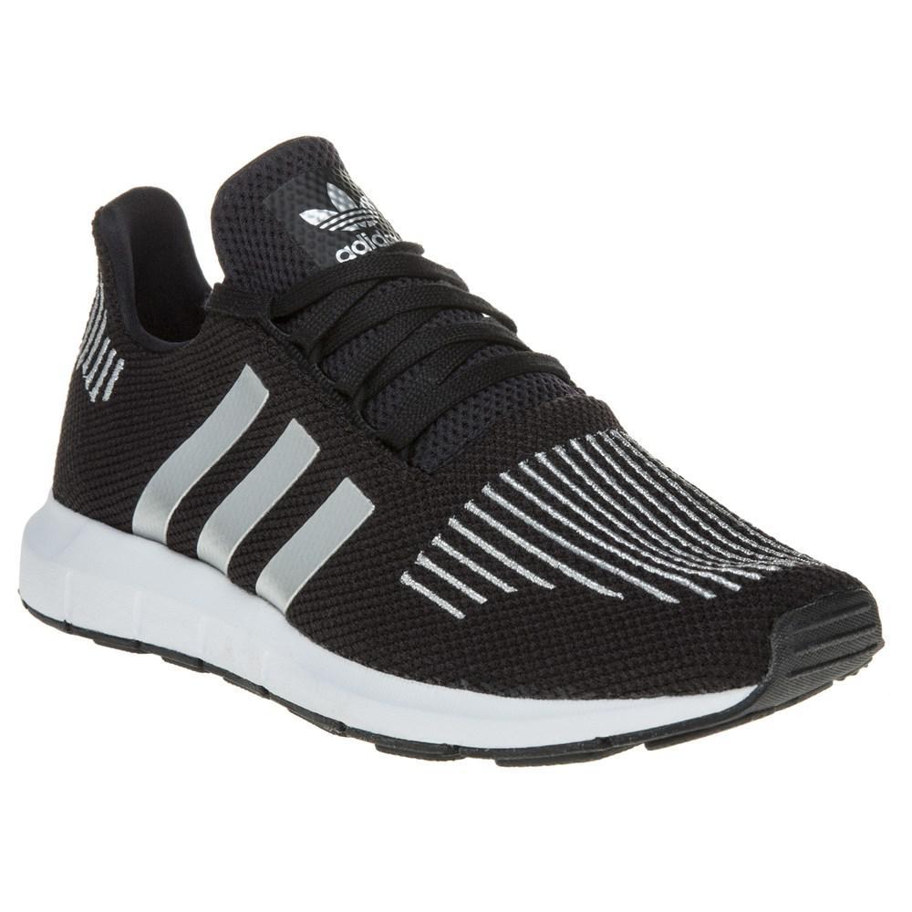 new concept 3f955 02791 adidas. Mens Black Swift Run Trainers