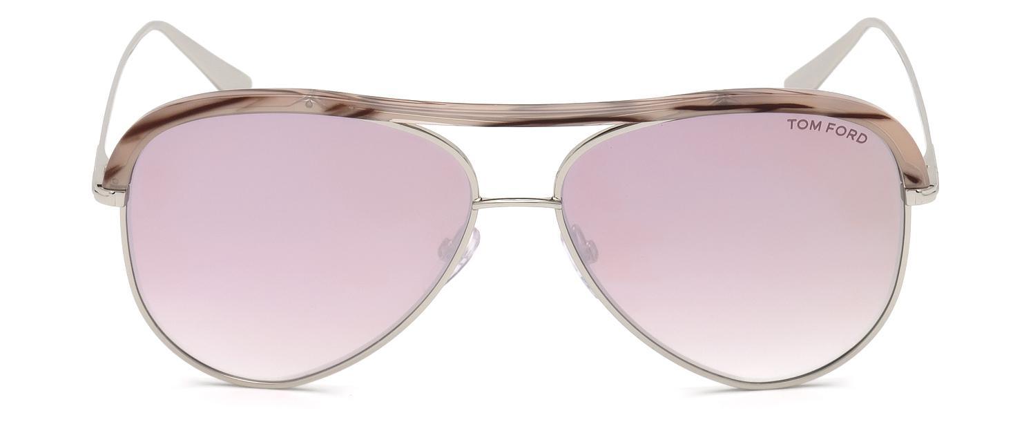 0ac5ad9dfe5 Tom Ford - Multicolor 0606 Sabine Aviator Sunglasses - Lyst. View fullscreen