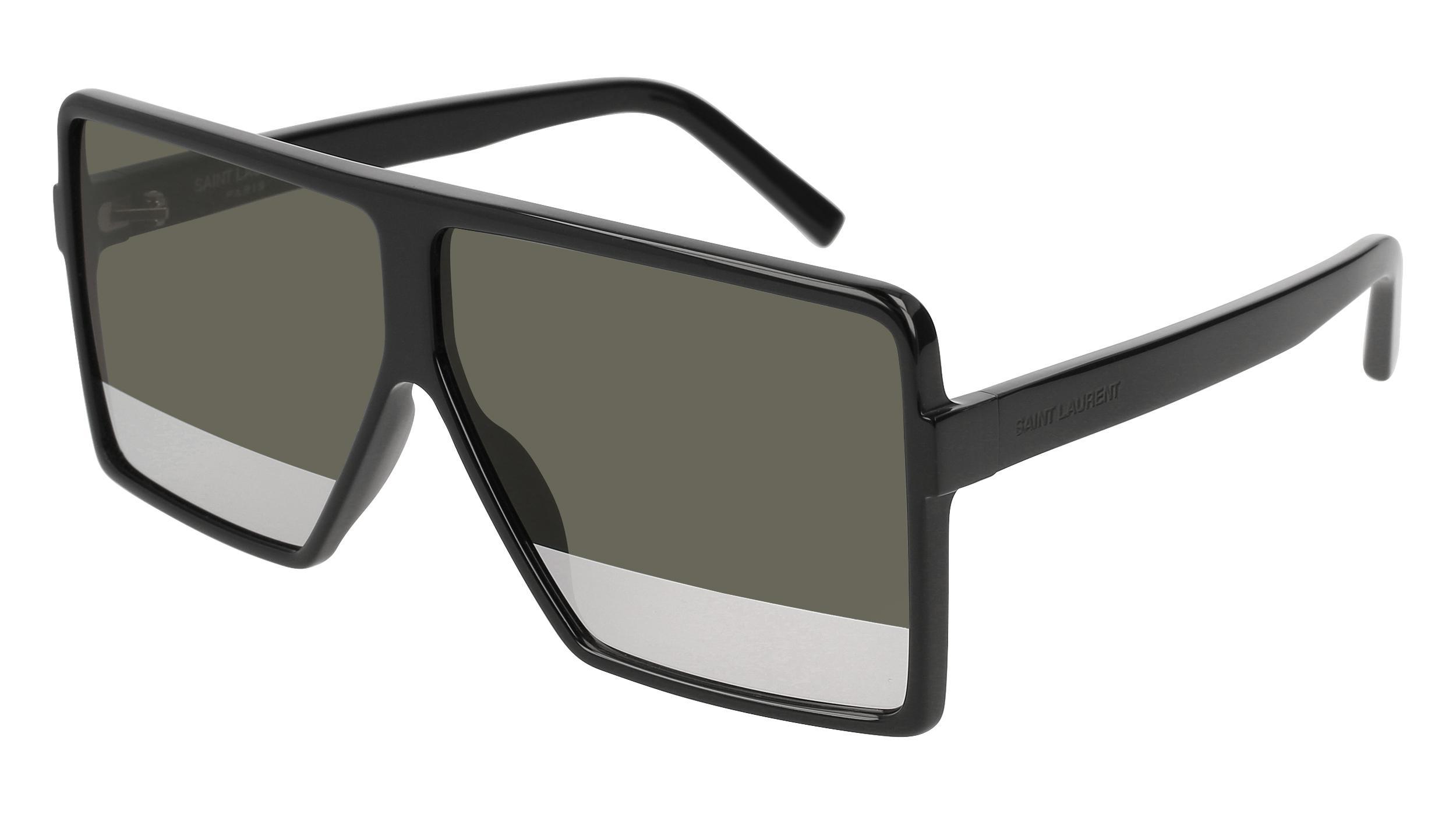Betty Flat Top Sunglasses Saint Laurent Acetate Pv6wPqU
