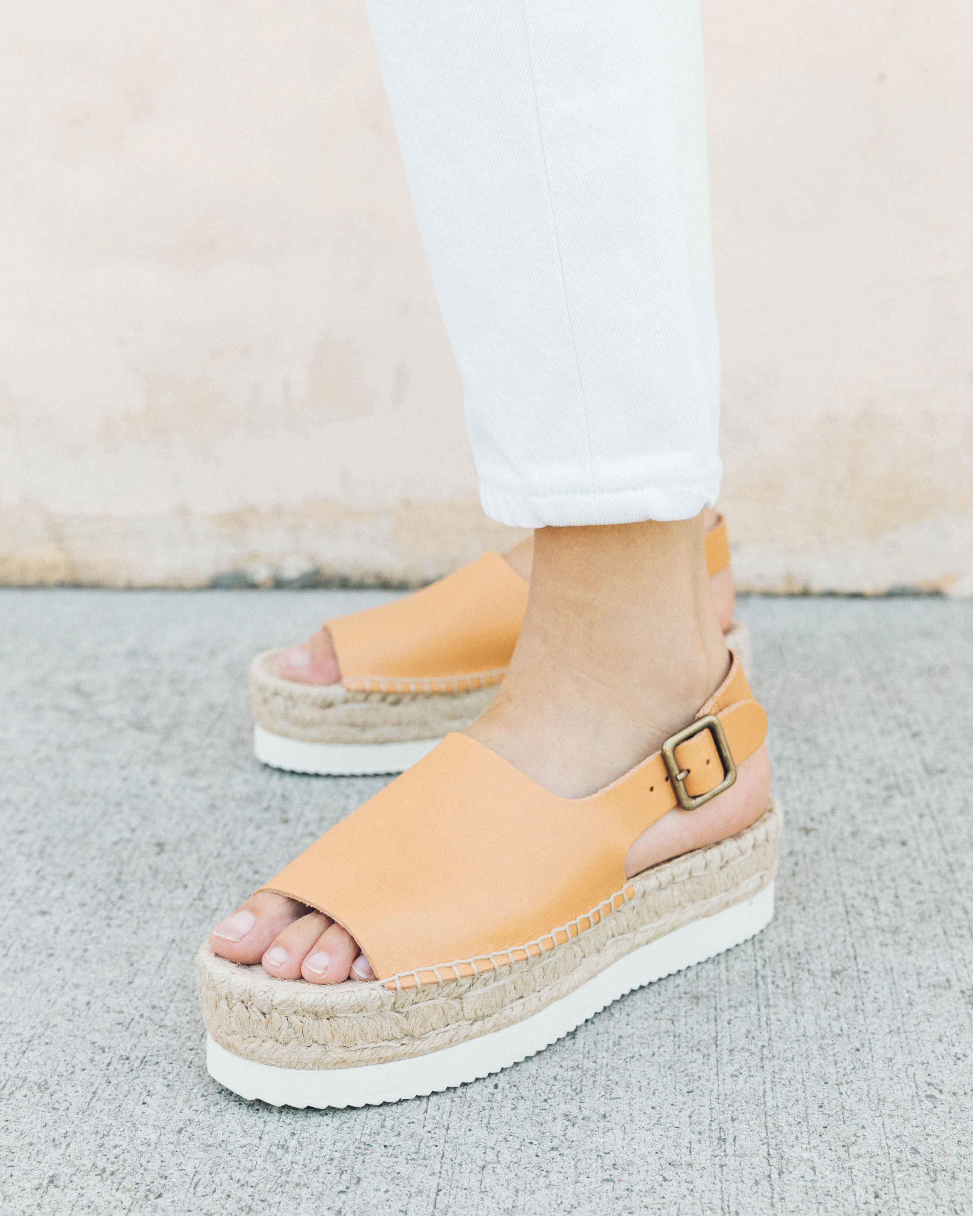 Soludos Tilda Leather Sandal 3QqP6K