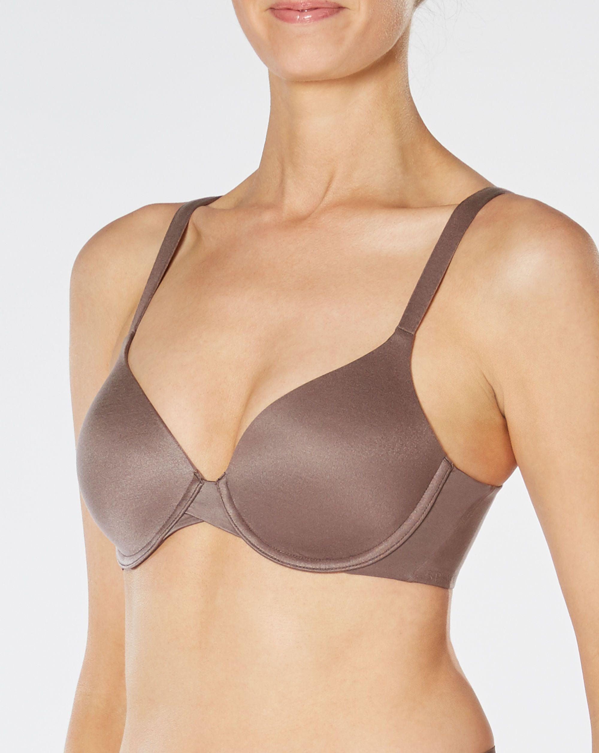 58b906afe7b12 Spanx. Women s Pillow Cup Signature Full Coverage Bra