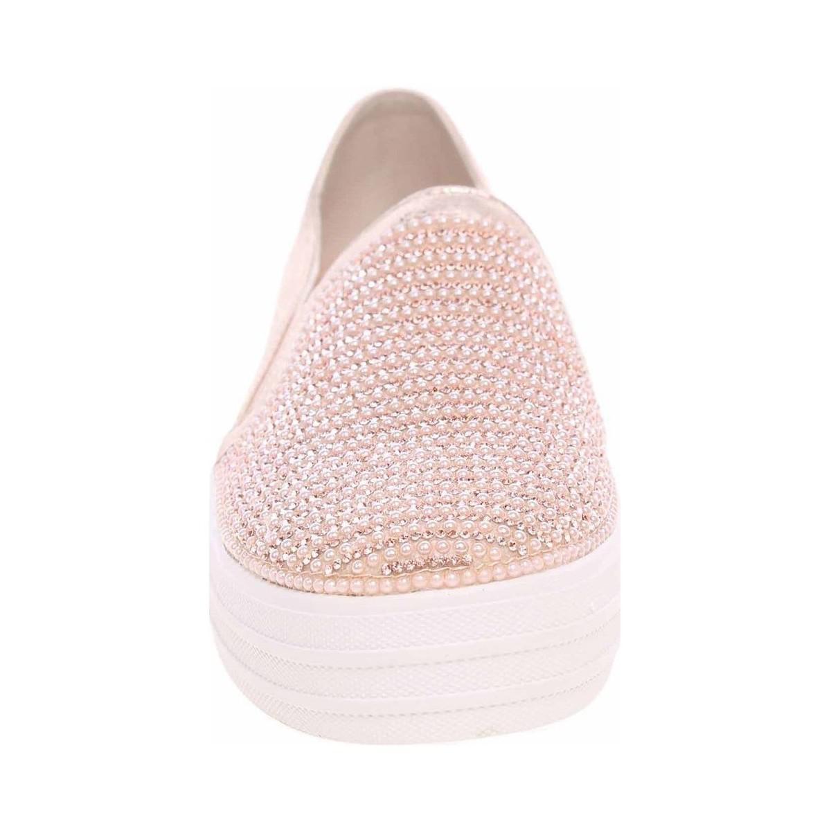 d331a5797d6 Skechers Double Up Shiny Dancer Rose Gold 801 Rsgd Men s Shoes In ...