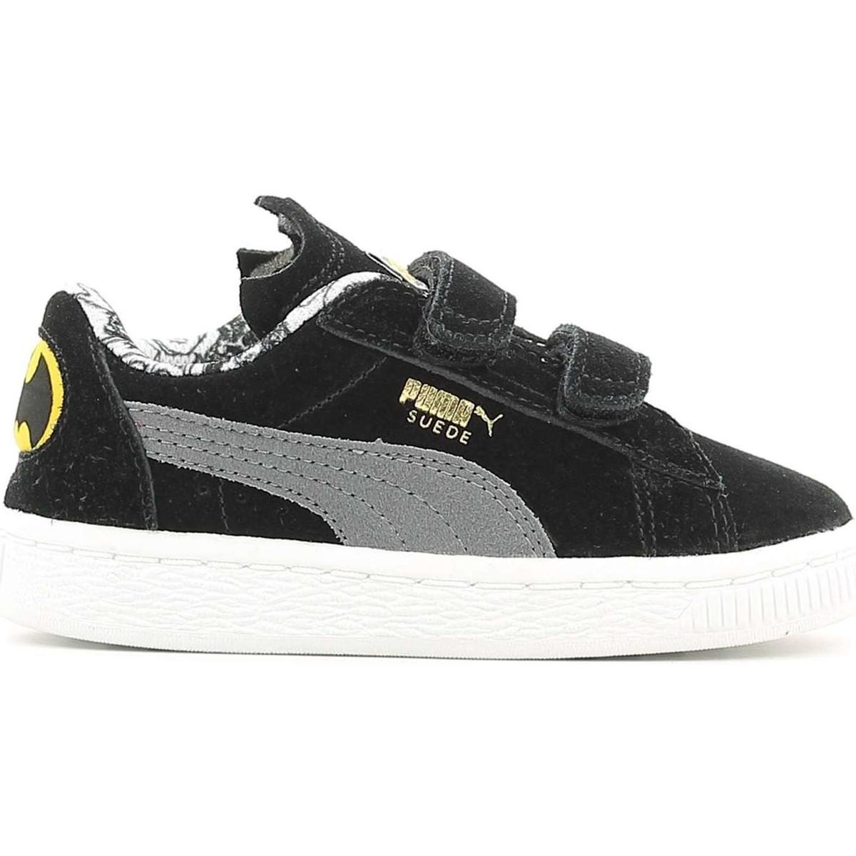 ef5e8ee31e8521 Puma 361255 Sport Shoes Kid Black Men s Shoes (trainers) In Black in ...