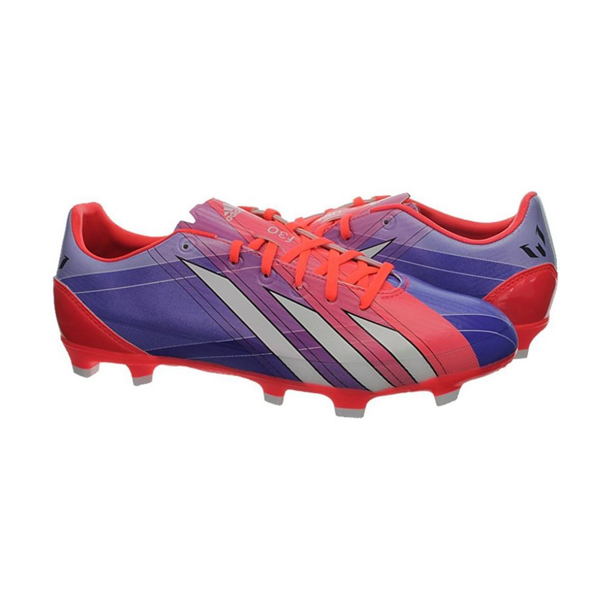 innovative design 108f5 133c2 adidas F30 Trx Fg Messi Mens Football Boots In Red in Red fo