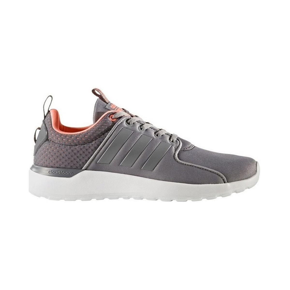 Adidas Neo Cloudfoam Cf Lite Racer Women s Shoes (trainers) In ... 1eaa30615