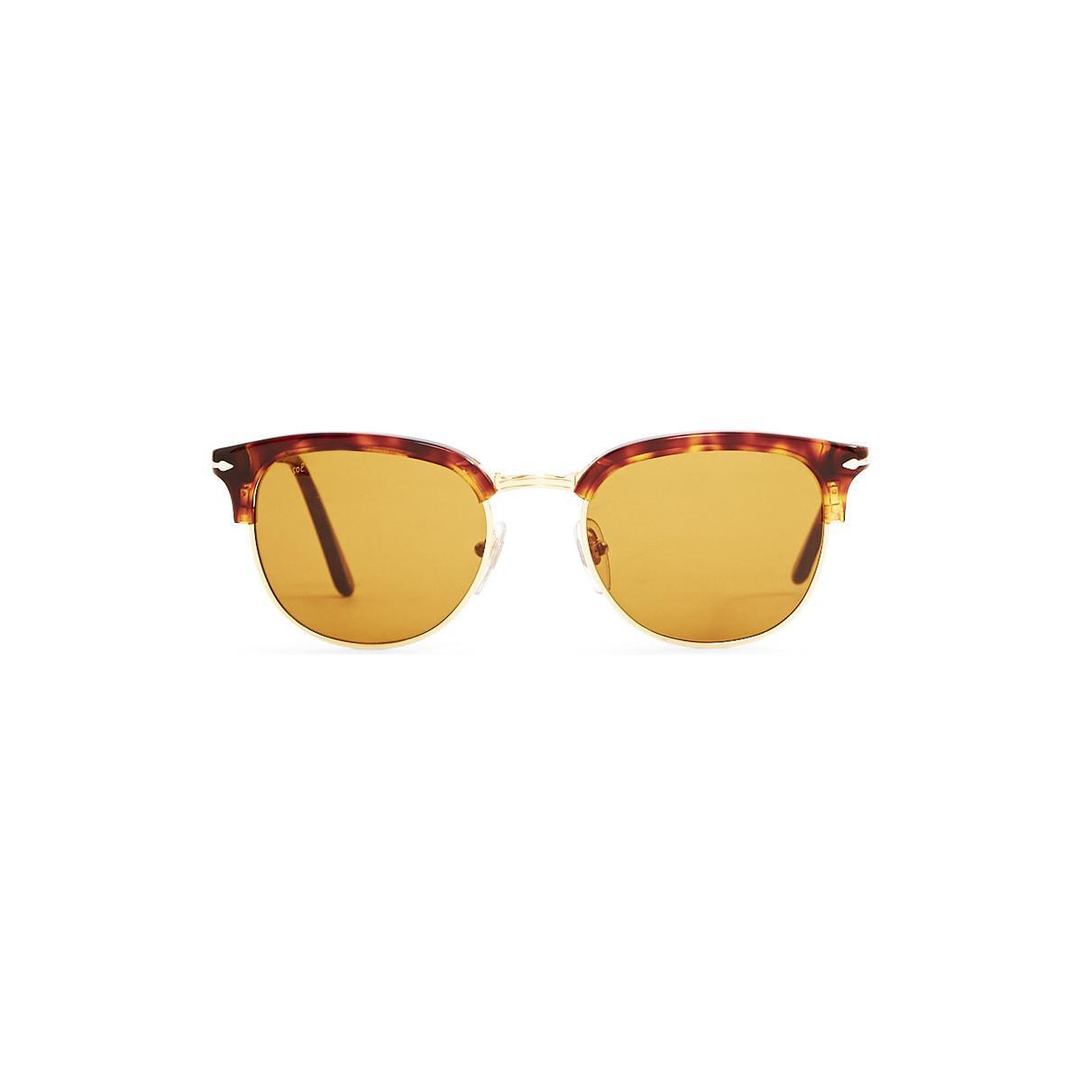 863e74b4c9f1a Persol Suprema Icon Sunglasses Brown Men s In Brown in Brown for Men ...