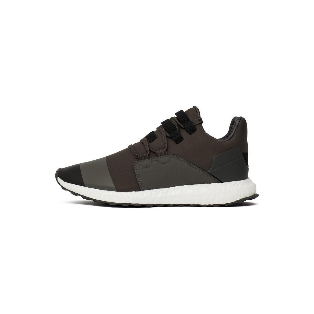cc615932c9455 adidas Y3 Kozoko Low Men s Shoes (trainers) In Multicolour in Black ...