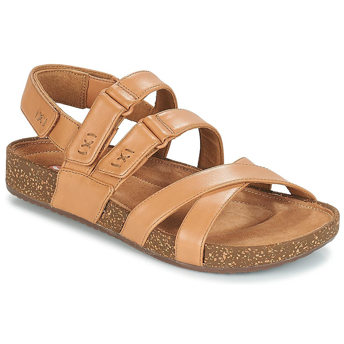 b46845200c35 Clarks Rosilla Keene Light Sandals in Brown - Lyst