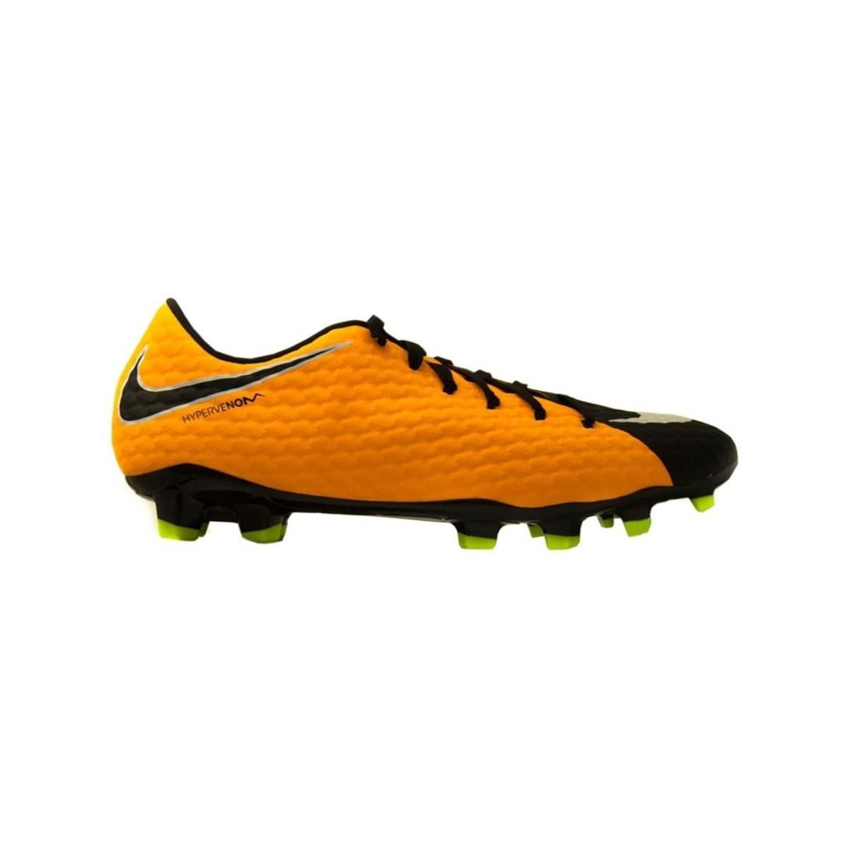280f63b99 Nike Hypervenom Phelon Iii Fg Men's Football Boots In Yellow in ...