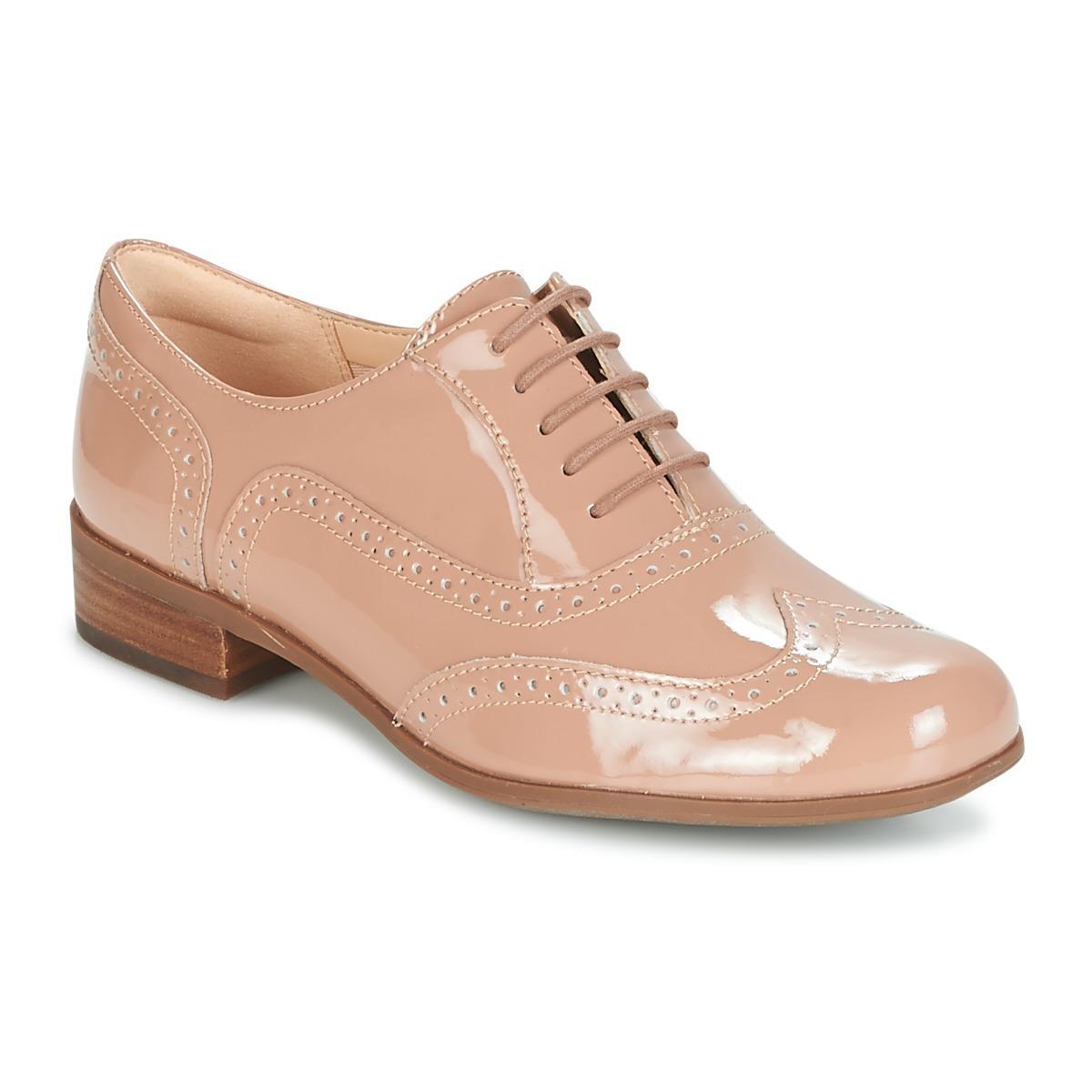 956b8340818 Clarks - Hamble Oak Women s Smart   Formal Shoes In Pink - Lyst. View  fullscreen