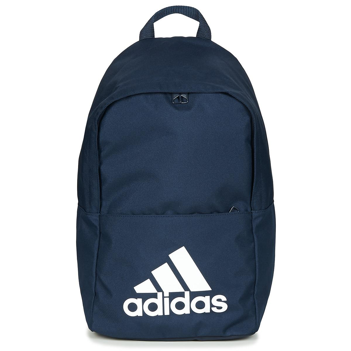 114ec6bf660 Adidas - Classic Bp Men s Backpack In Blue for Men - Lyst. View fullscreen