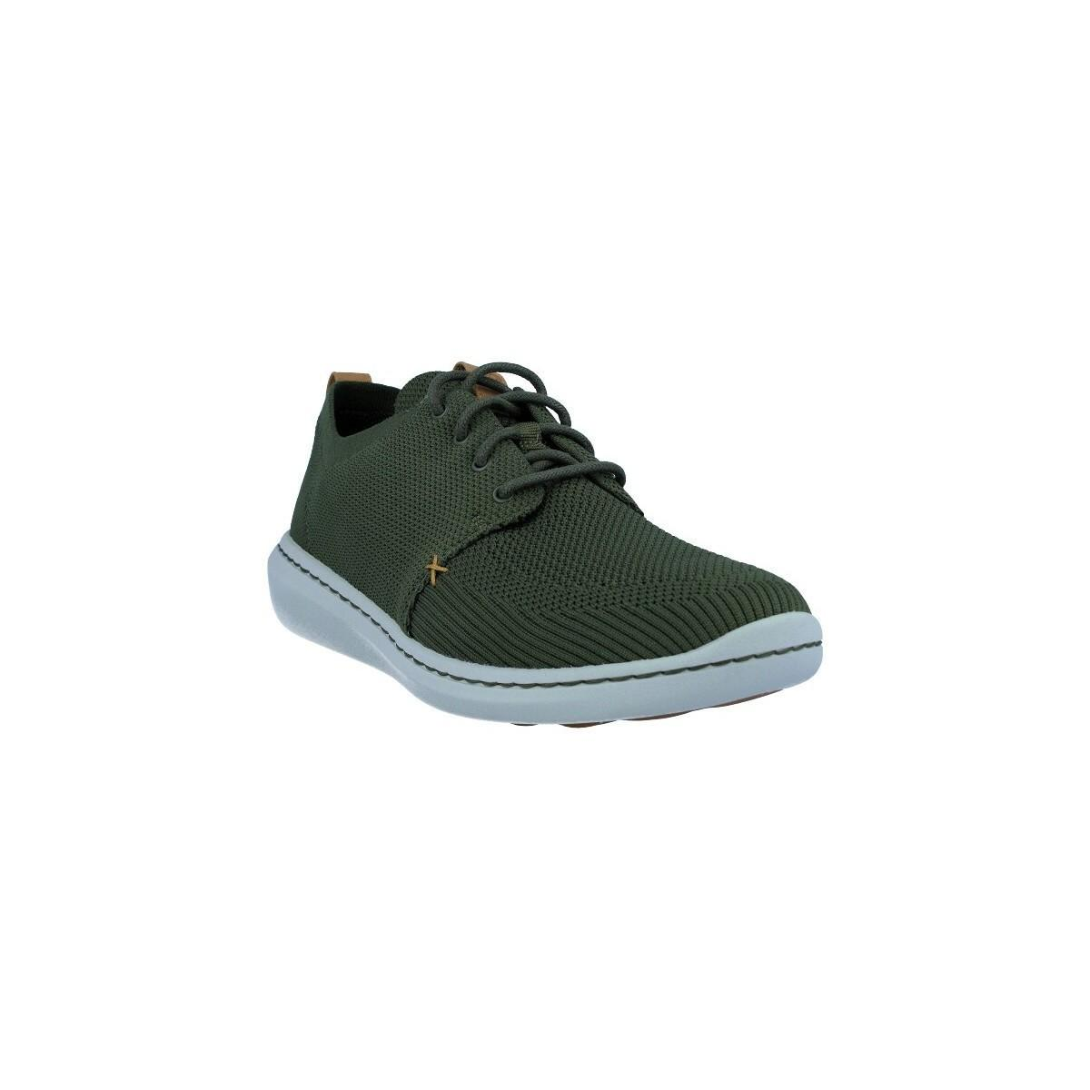 Clarks - Step Urban Mix Zapatos Casual De Hombre Men s Shoes (trainers) In  Green. View fullscreen 1f4c1eed0