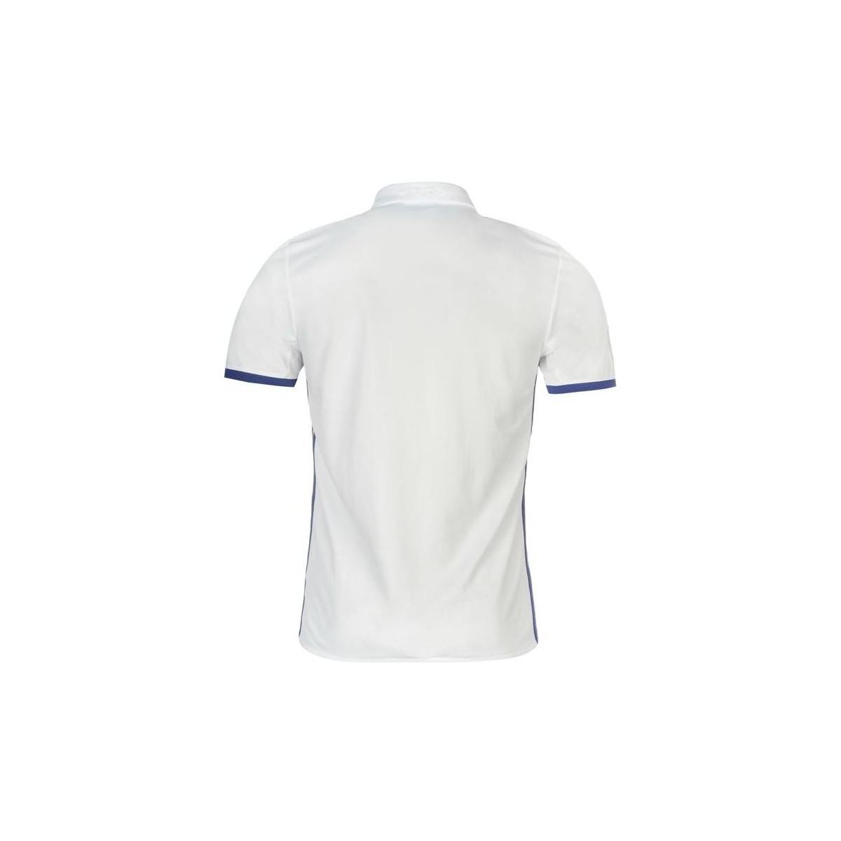 ca647c4d59a Adidas 2016-17 Real Madrid Home Shirt (modric 19) Men s T Shirt In ...