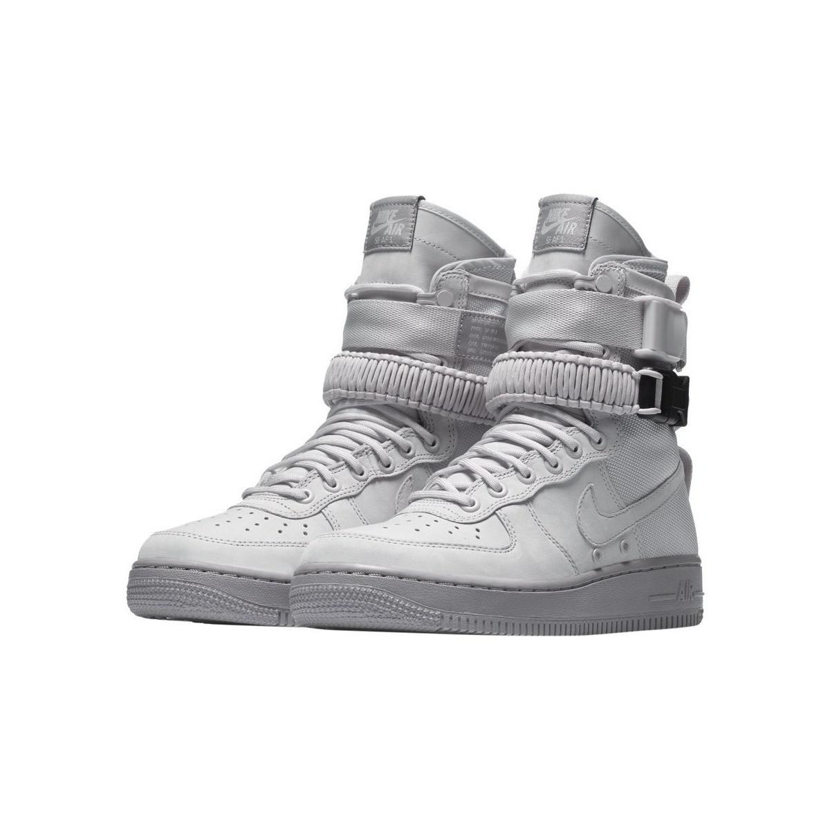 Nike Wmns Special Field Air Force 1 Women s Shoes (high-top Trainers ... 977a822443