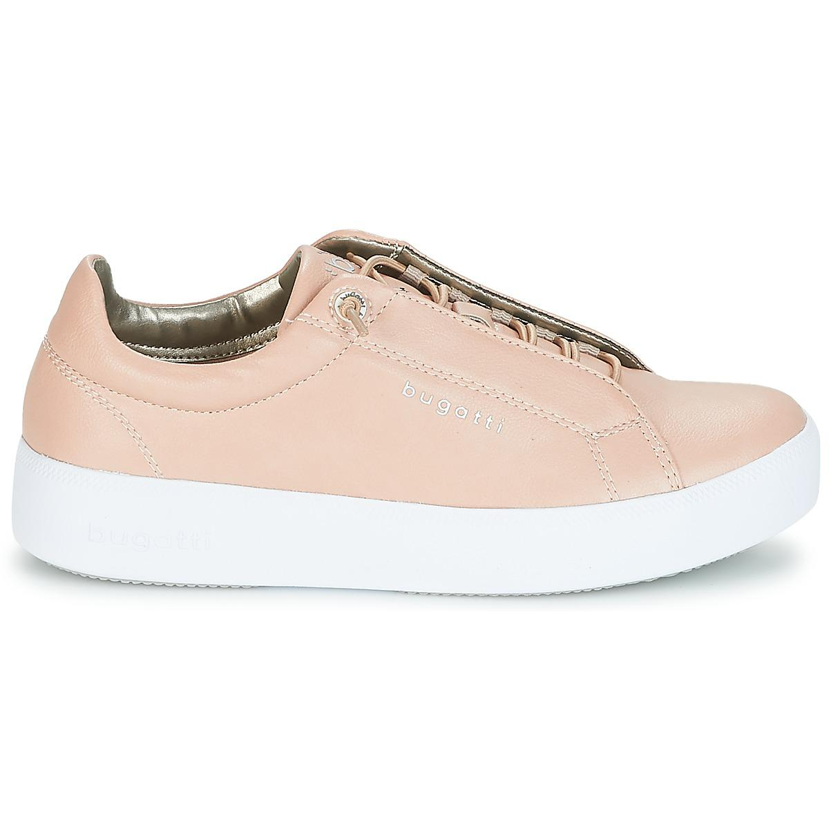 Bugatti - Women s Shoes (trainers) In Pink in Pink - Lyst 44fa7d7a56