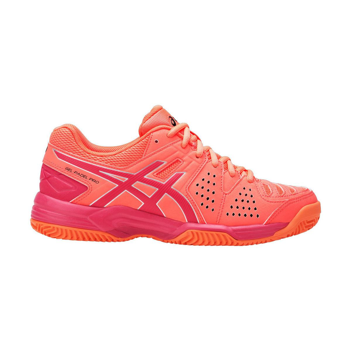 Asics - Red Gel Padel Pro 3 Sg Women s Shoes (trainers) In Other -. View  fullscreen 27b8daac8f825