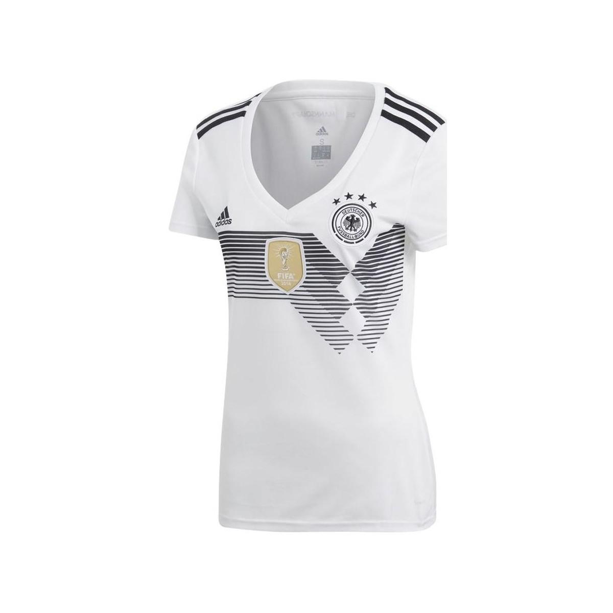 7c1a22a6b2c Adidas - 2018-19 Germany Home Womens Shirt (ozil 10) Women s T Shirt. View  fullscreen
