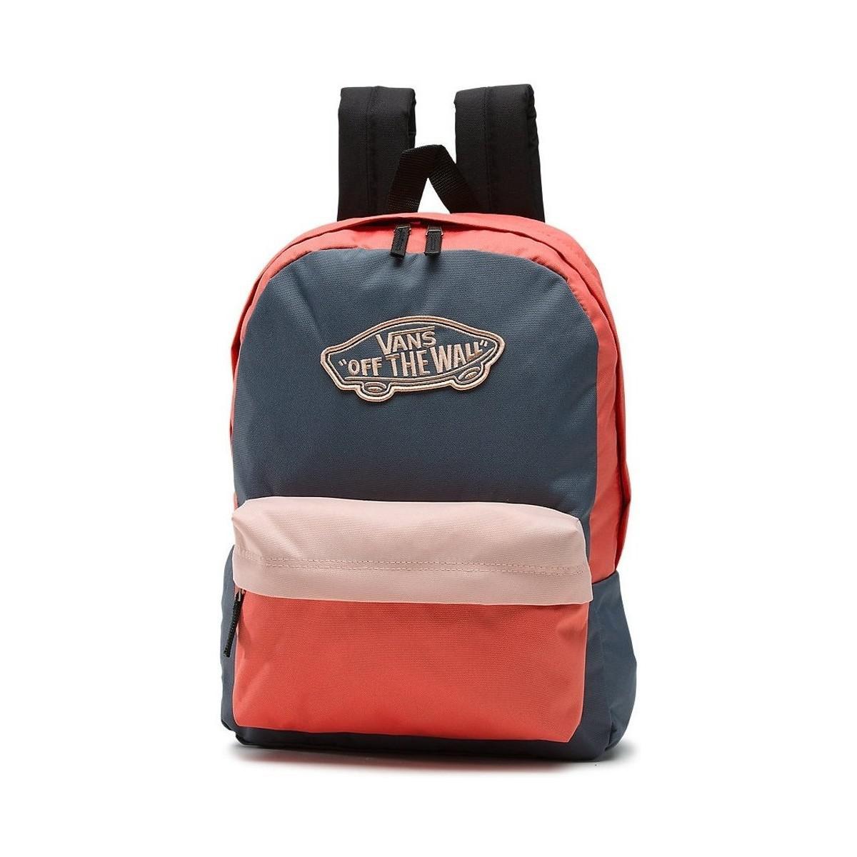 Vans Realm Backpack Men s Backpack In Multicolour for Men - Lyst d5c0d9deef