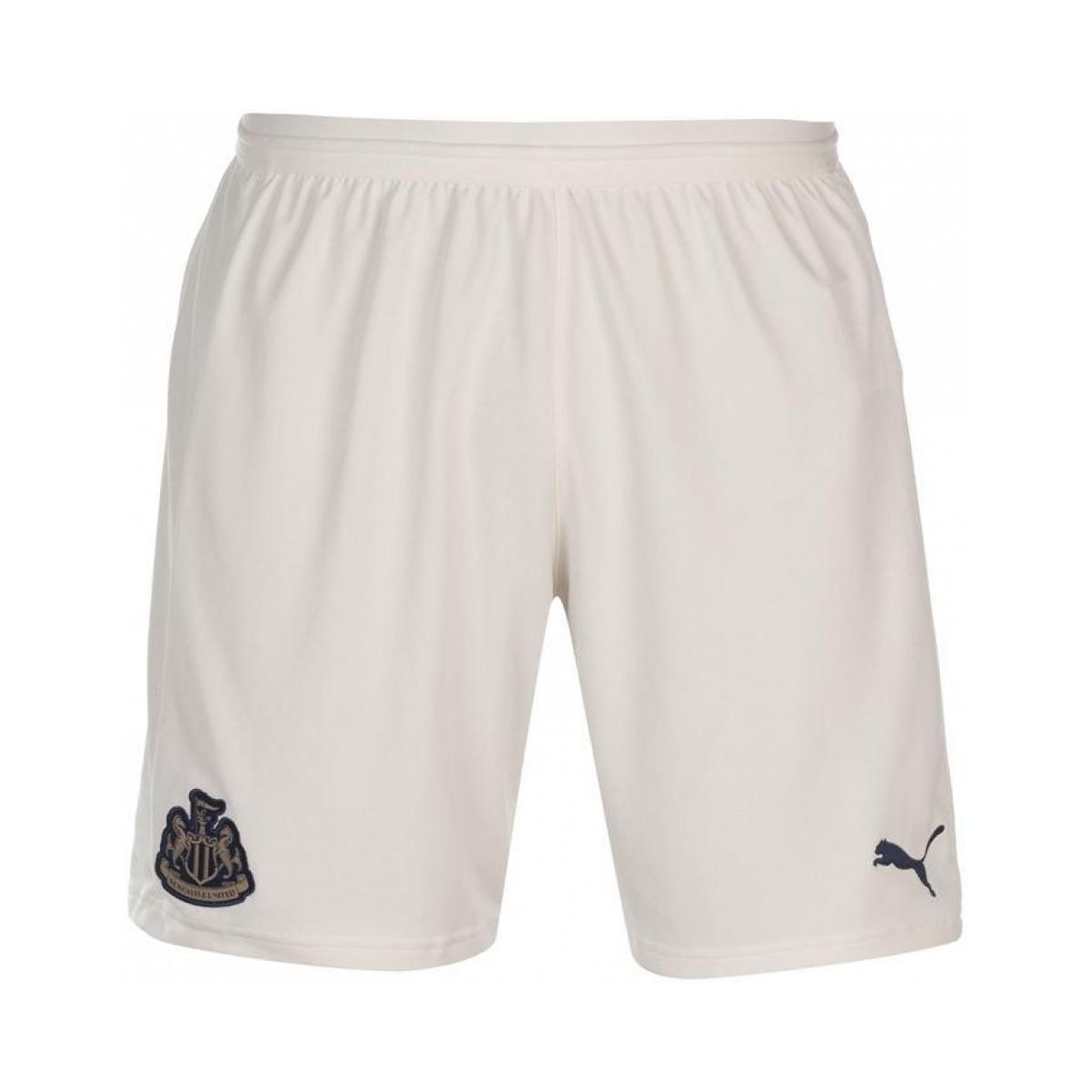 PUMA 2018-2019 Newcastle Third Football Shorts  (Kids ) a482e57b16f04