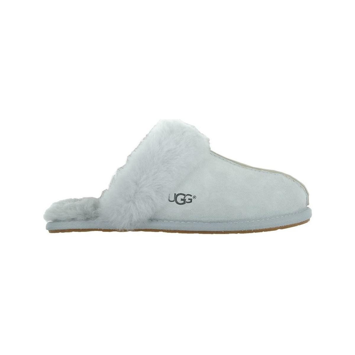 7e19f3c78b6 UGG Scuffette Ii Grey Violet Women's Slippers In Grey in Gray - Lyst