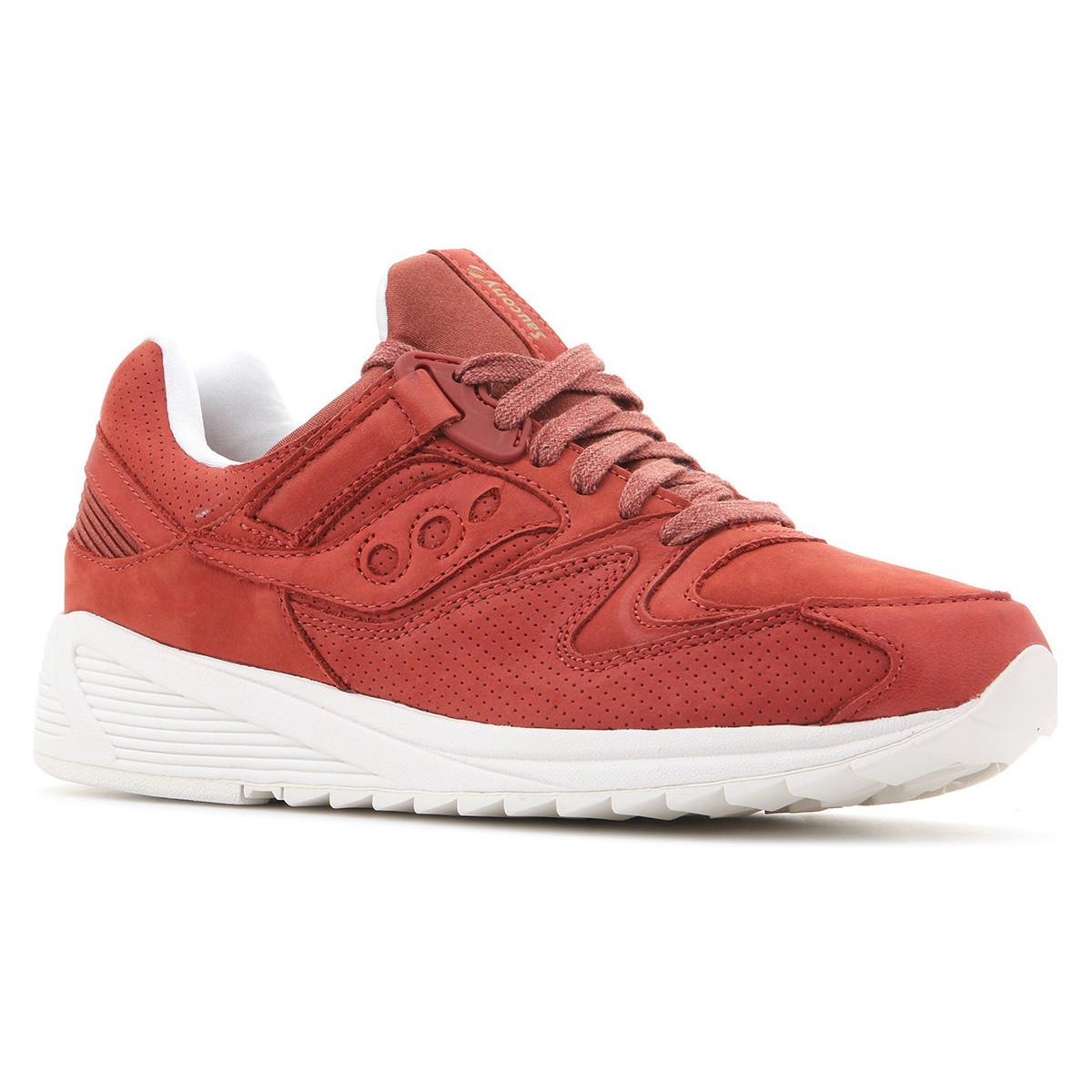 3b9cba954436 Saucony Grid 8500 Ht S70390-1 Men s Shoes (trainers) In Red in Red ...