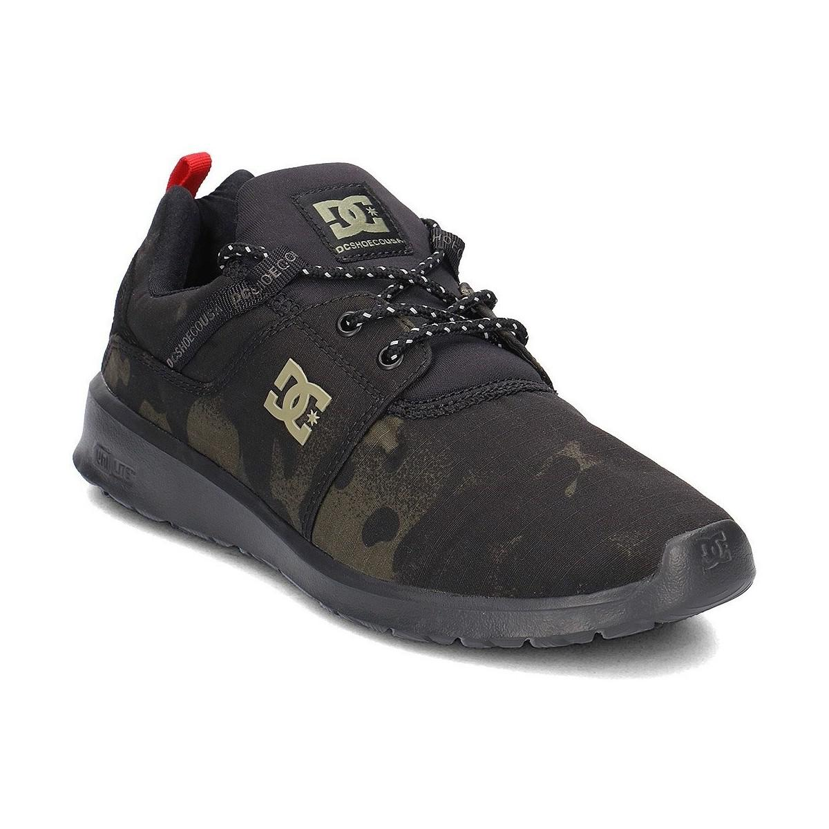 Dc Shoes Heathrow Tx Se Men s Shoes (trainers) In Black in Black for ... b7f0d274608f9